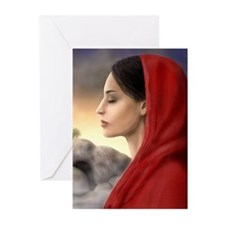 Mary Magdalene Greeting Cards (Pk of 20)
