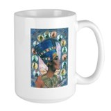 Egyptian deities Mug
