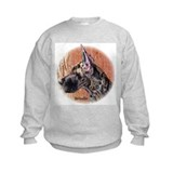 Great Dane Brindle Pup Sweatshirt