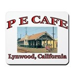 P E Cafe Mousepad
