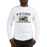 P E Cafe Long Sleeve T-Shirt