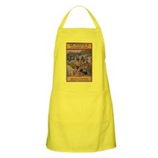 Vintage Seed Packet Apron