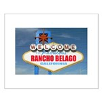 Rancho Belago Small Poster
