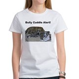 Bully Cuddle Alert! Tee