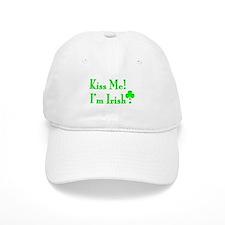 Irish Baseball Cap (white)