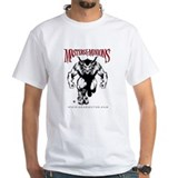 White MnM Minotaur T-Shirt