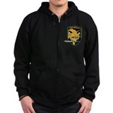 Foxhound Zip Hoodie