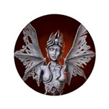 "Decaying Lilith 3.5"" Button (100 pack)"