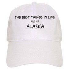 Best Things in Life: Alaska Baseball Cap