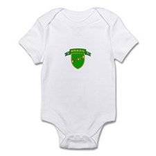 BRAZIL SOCCER Infant Bodysuit