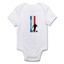 ENGLAND FOOTBALL 3 Infant Bodysuit