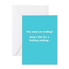 Card: You want an ending?