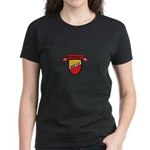 GERMANY FOOTBALL Women's Dark T-Shirt