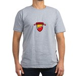 GERMANY FOOTBALL Men's Fitted T-Shirt (dark)