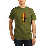 GERMANY FOOTBALL 3 Organic Men's T-Shirt (dark)