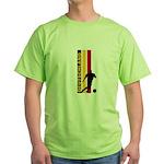GERMANY FOOTBALL 3 Green T-Shirt