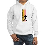 GERMANY FOOTBALL 3 Hooded Sweatshirt