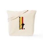 GERMANY FOOTBALL 3 Tote Bag