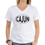 Cajun Zydeco Women's V-Neck T-Shirt