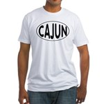 Cajun Zydeco Fitted T-Shirt