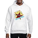 HONDURAS FUTBOL 4 Hooded Sweatshirt