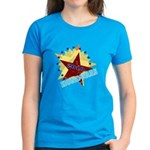 HONDURAS FUTBOL 4 Women's Dark T-Shirt