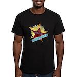 HONDURAS FUTBOL 4 Men's Fitted T-Shirt (dark)