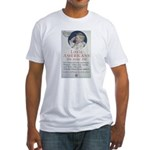 Little Americans Do Your Bit Fitted T-Shirt