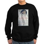 Little Americans Do Your Bit Sweatshirt (dark)