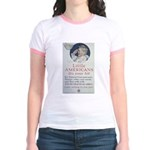 Little Americans Do Your Bit Jr. Ringer T-Shirt