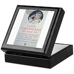 Little Americans Do Your Bit Keepsake Box