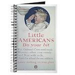 Little Americans Do Your Bit Journal