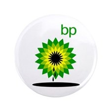 "BP Oil... Slick 3.5"" Button"