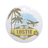 LOST - Lostie yellow Ornament (Round)