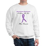 Cousin - Sarcoid Awareness Sweatshirt