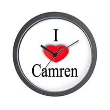Camren Wall Clock