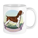 Welsh Springer Spaniel: Banne Small Mug