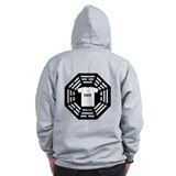 Lost Dharma 2 Sided Zip Hoody