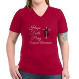 Hope Faith Pray Shirt