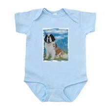 Saint Bernard Infant Creeper