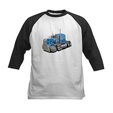 Kenworth W900 Lt Blue Truck Tee
