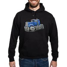 Mack Superliner Lt Blue Truck Hoodie