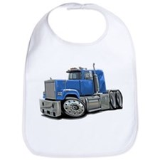 Mack Superliner Lt Blue Truck Bib
