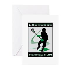 Lacrosse Greeting Cards (Pk of 10)