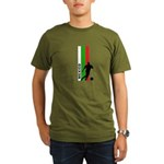 MEXICO FUTBOL 3 Organic Men's T-Shirt (dark)