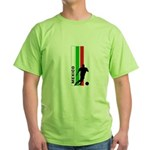 MEXICO FUTBOL 3 Green T-Shirt