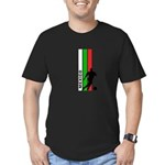 MEXICO FUTBOL 3 Men's Fitted T-Shirt (dark)
