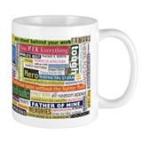 Best Dad Small Mugs
