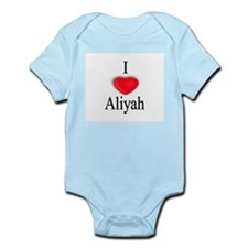 Aliyah Infant Creeper