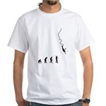 Bungee Evolution White T-Shirt